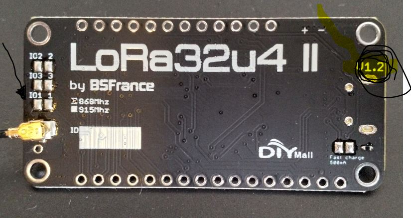 LoRa32U4 II V1 2 Development Board | Internet Of Things By